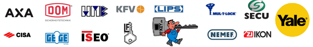 lock brands in De-Bilt